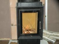 Zkušební zátop k prokázání dobrých podmínek pro hoření
