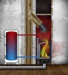 Teplovodní výměník